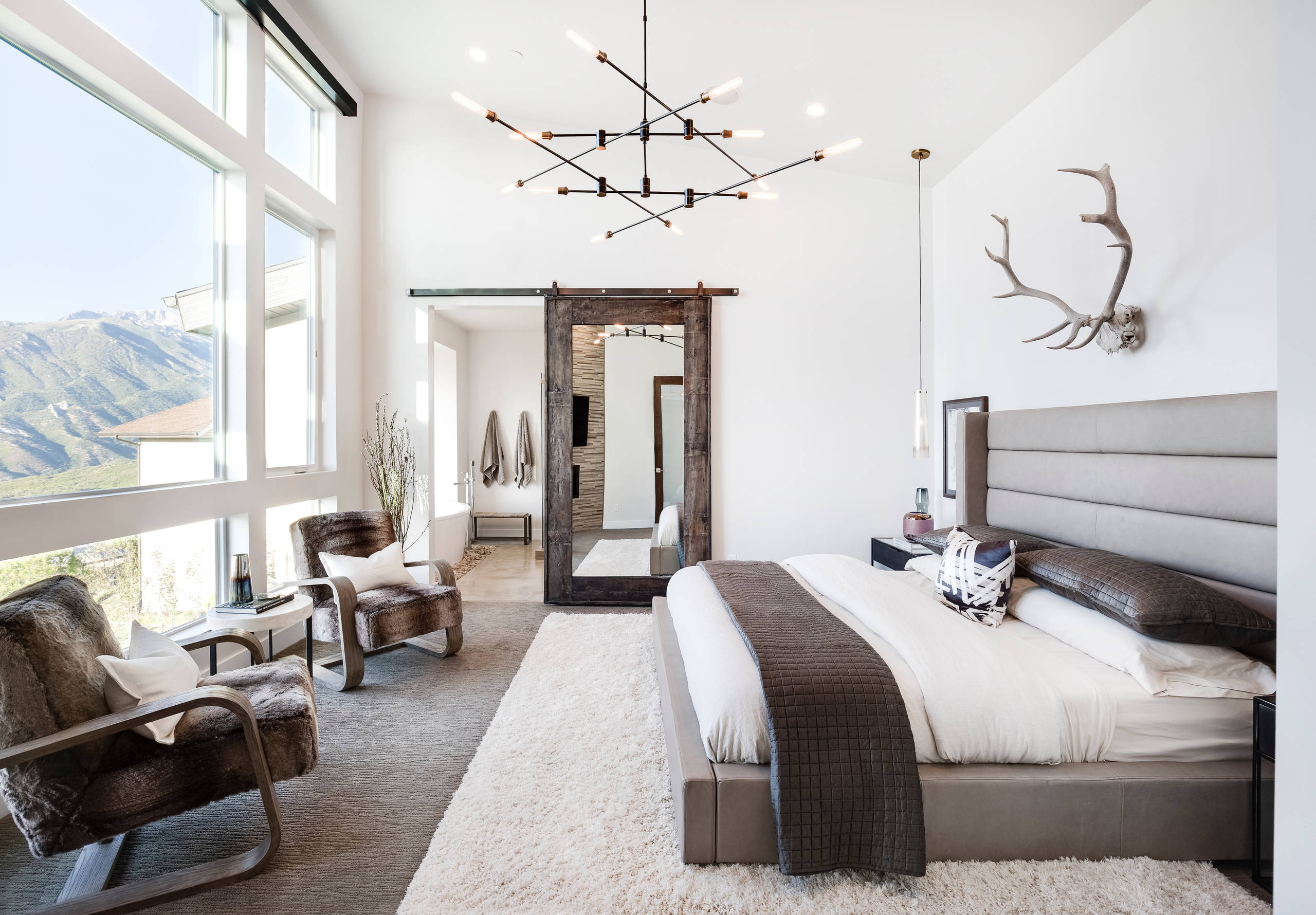 9 Beautiful Rustic Bedroom Pictures & Ideas - January, 9  Houzz