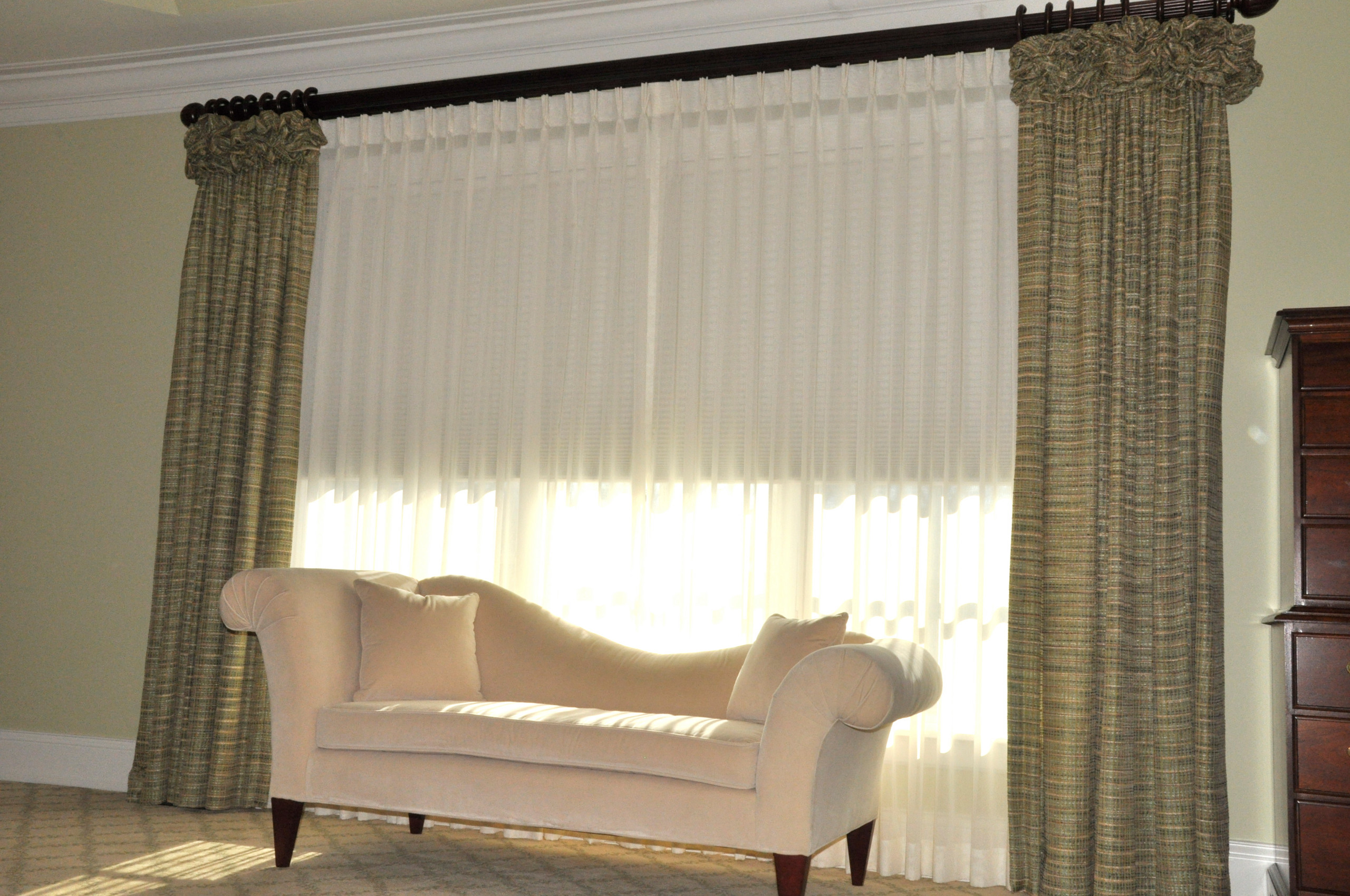 Drapes and Bedding