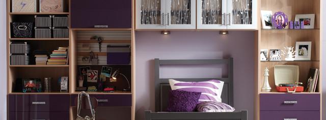 Dream Closets contemporary-bedroom