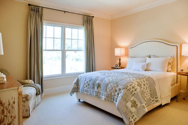 Dream House Studios  Inc  transitional bedroom. Dream House Studios  Inc
