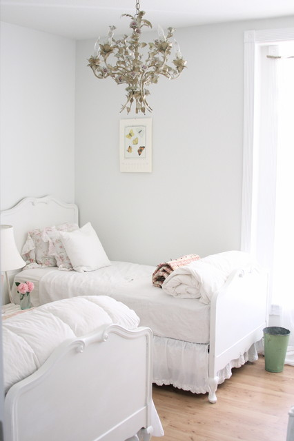 Dreamy Whites traditional-bedroom