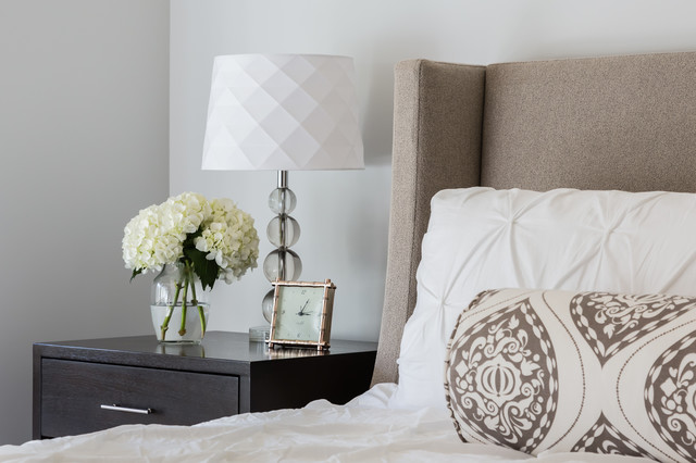 Dress up your windows: Master Suite transitional-bedroom