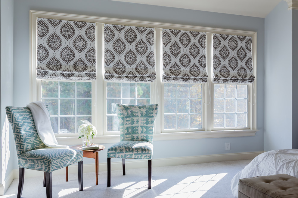 Dress up your windows: Master Suite