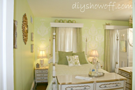 Dressing Room {guest bedroom 2}/Closet Organization - Traditional - Bedroom - Other