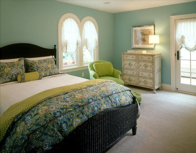 Drexel Avenue Residence Girl's Bedroom traditional-bedroom