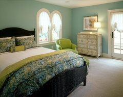 Drexel Avenue Residence Girls Bedroom traditional bedroom