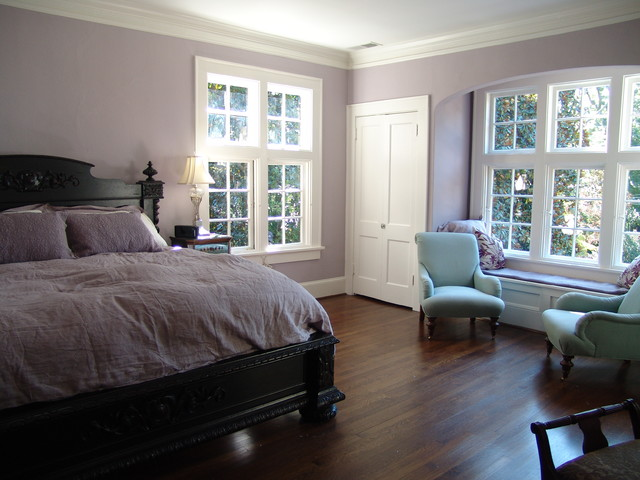 Druid Hills Renovation traditional bedroom