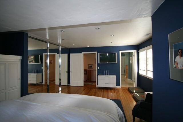Duggan residence craftsman-bedroom