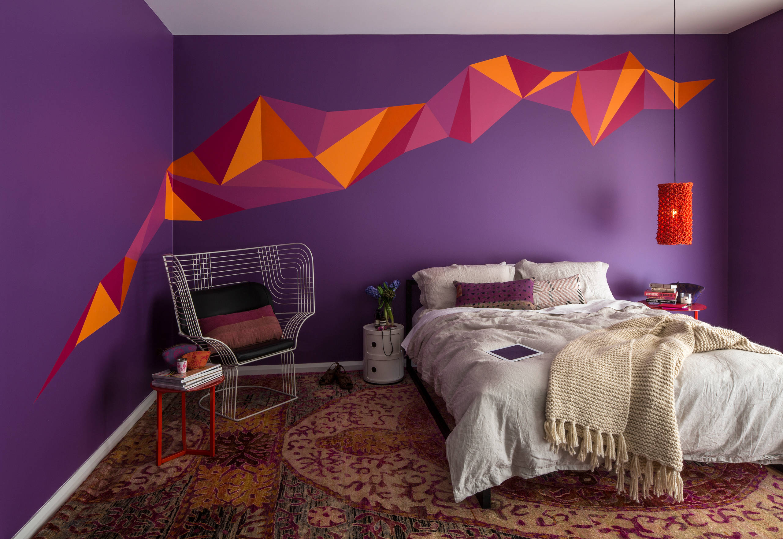 75 Beautiful Purple Bedroom Pictures Ideas March 2021 Houzz