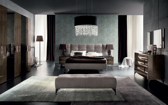 Camere Da Letto Rossetto.Dune Visone Italian Upholstered Bed By Rossetto Di Transizione