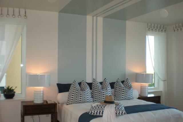 DUNES beach-style-bedroom