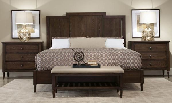 Transitional Bedroom Furniture durham solid wood bedrooms - transitional - bedroom - toronto -