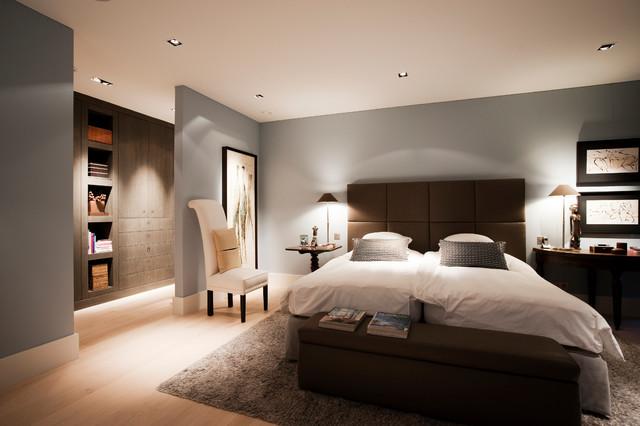 Dutch Kitchens modern-bedroom