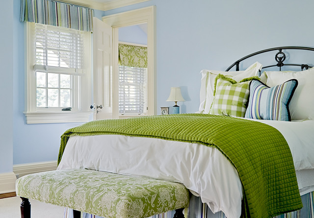 Dutchess County Farmhouse farmhouse-bedroom