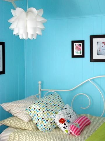 E's Bedroom eclectic-bedroom