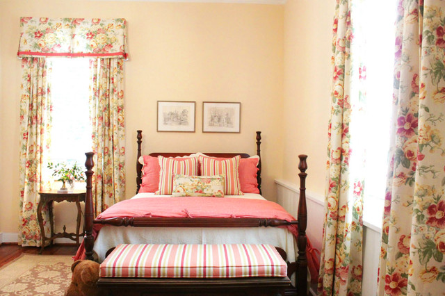 Early 19th century bedroom traditional bedroom other for Southern bedroom designs