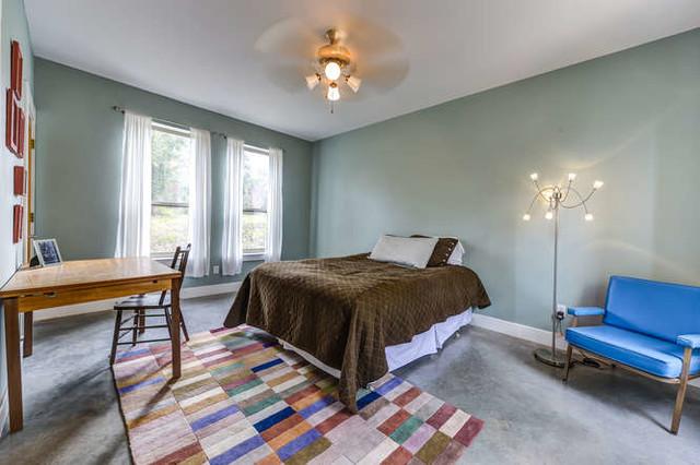 East Austin - Gilbert modern-bedroom