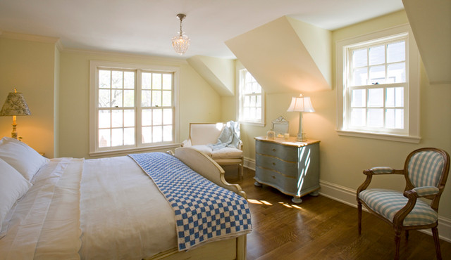 East Isles Cottage Minneapolis Traditional New Construction traditional-bedroom