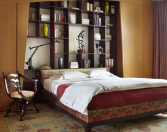 Lakefront Residence contemporary-bedroom