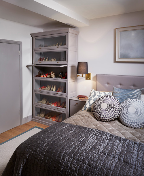 Clever Bed Ideas: Clever Bedroom Storage Solutions