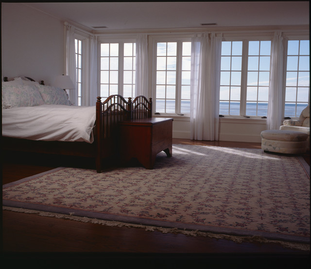 Eastham House, Cape Cod traditional-bedroom