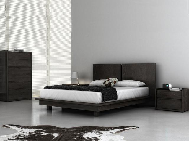 ... New York - Modern - Bedroom - new york - by MIG Furniture Design, Inc
