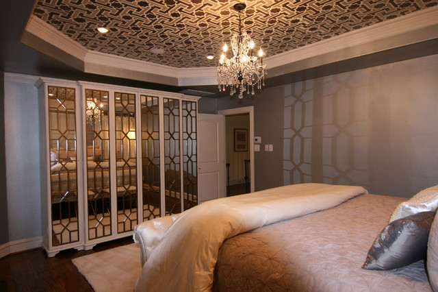 astonishing blue gold bedroom   Master Bedrooms- Robins Egg Blue/ Silver and Gold Metallics