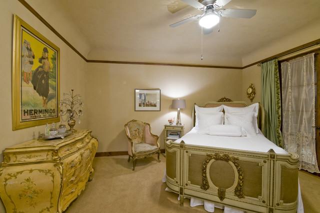 Eclectic Bedroom traditional-bedroom