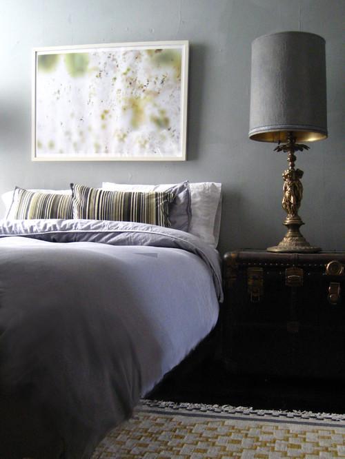 Maritime Bedroom eclectic bedroom