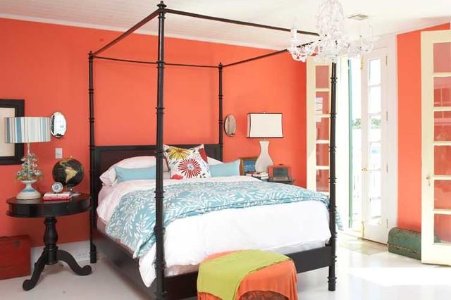 Jean Allsopp Photography eclectic-bedroom