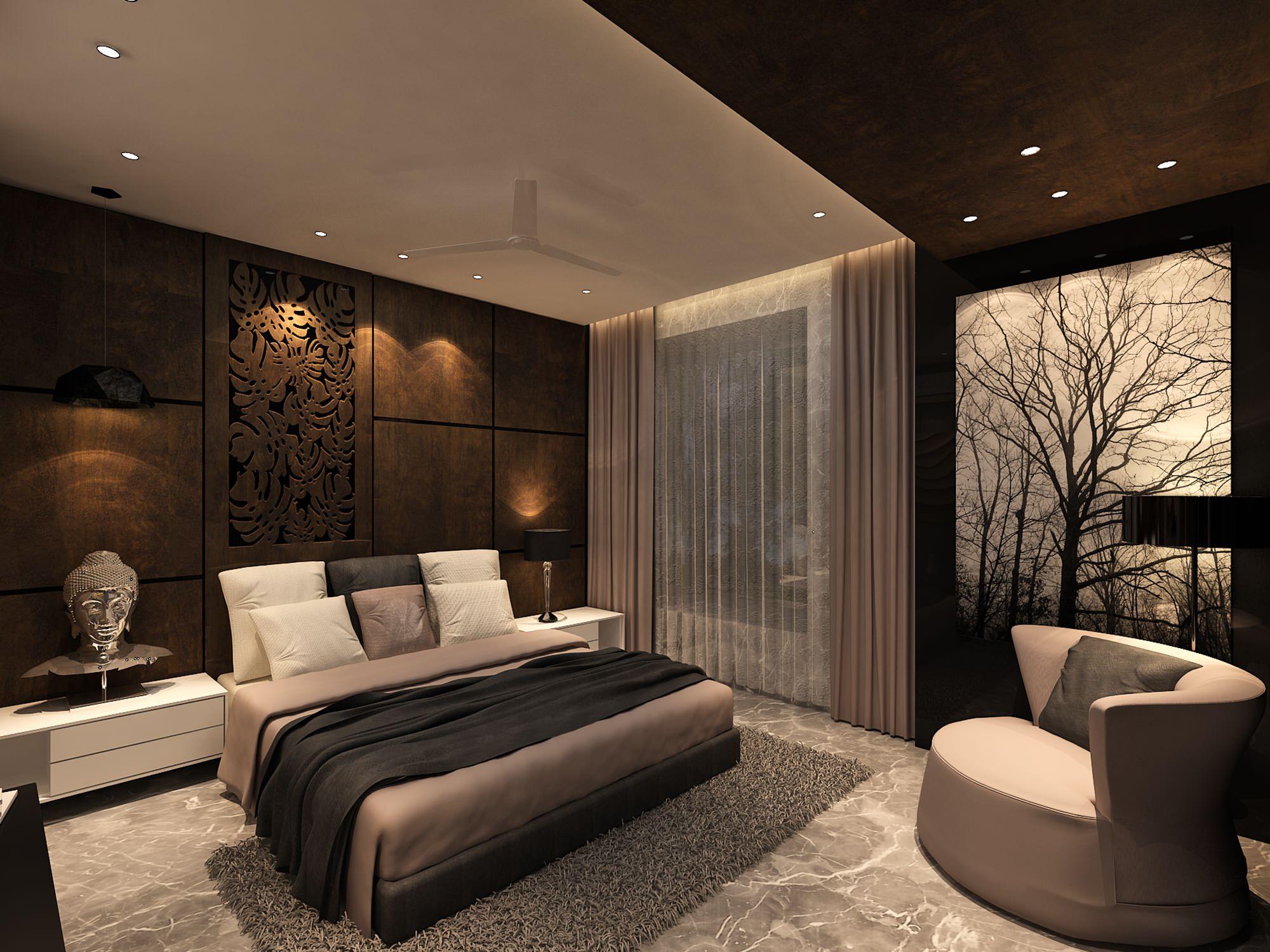 75 Beautiful Black Marble Floor Bedroom Pictures Ideas December 2020 Houzz