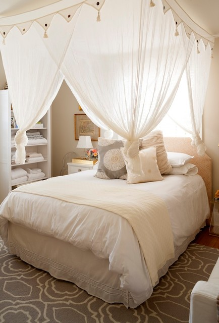 Moroccan Inspired Bedroom - Eclectic - Bedroom - Baltimore - by STEPHANIE BRADSHAW, A Creative ...