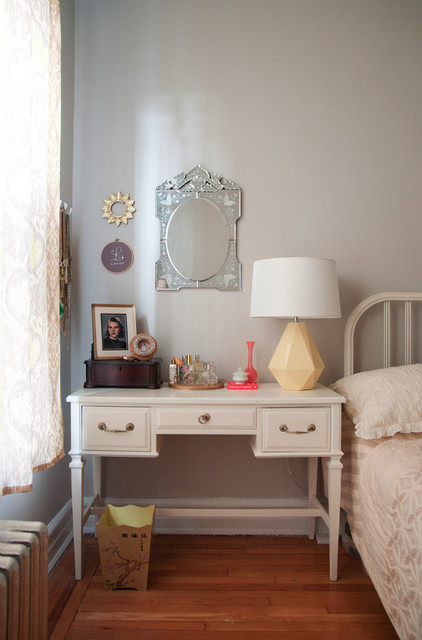 Vanity Eclectic Bedroom New York By Union Adorn
