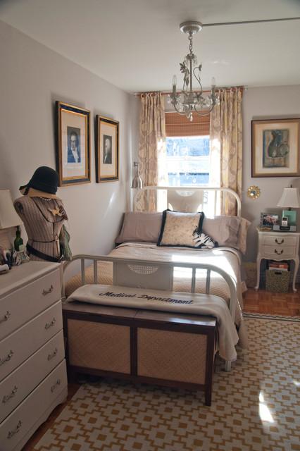 Lauren Gries eclectic-bedroom