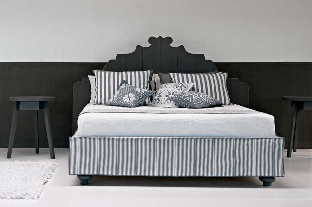 Bed 08014 eclectic bedroom philadelphia by usona for Usona bed