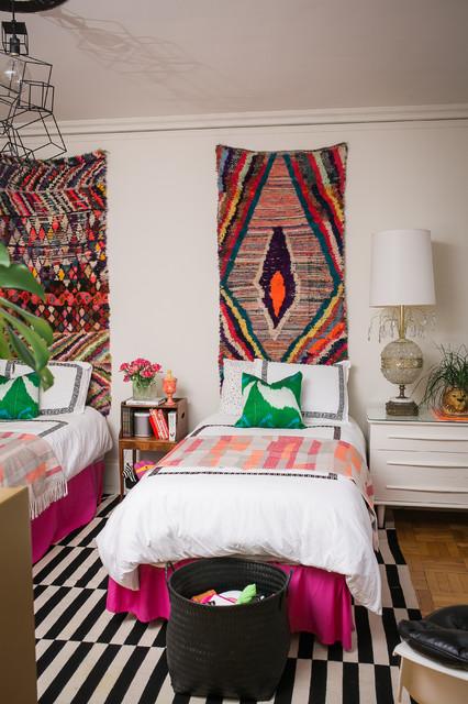 Eclectic Girls' Bedroom eclectic-bedroom
