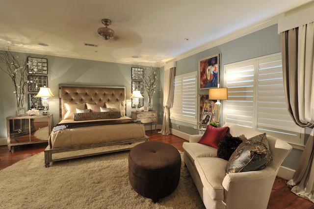 eclectic interior design phillips traditional bedroom