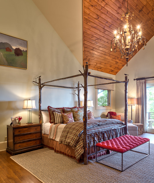 Houzz Decorating Ideas: Eclectic Mountain Home