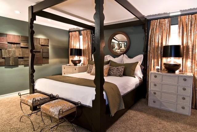 Eco friendly bedroom traditional bedroom los angeles for Eco friendly bedroom ideas