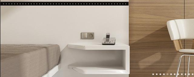 Edenburg Hospitality Line modern-bedroom