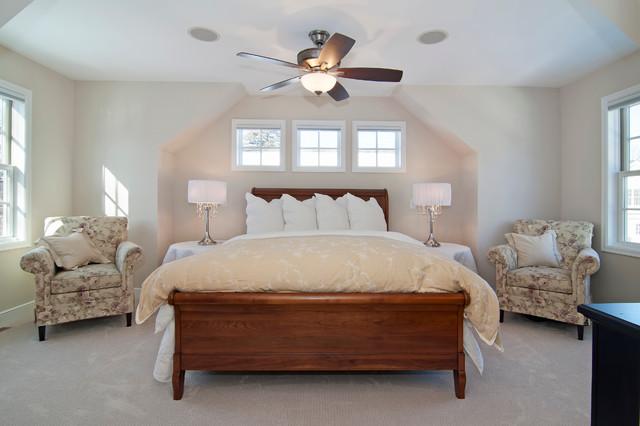 Edina - Morningside Neighborhood traditional-bedroom