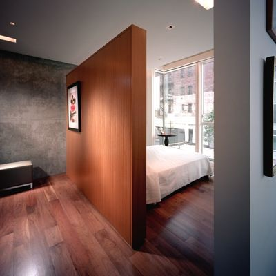 Edward I. Mills + Associates contemporary bedroom