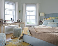 Edwina Drummond Interiors eclectic bedroom