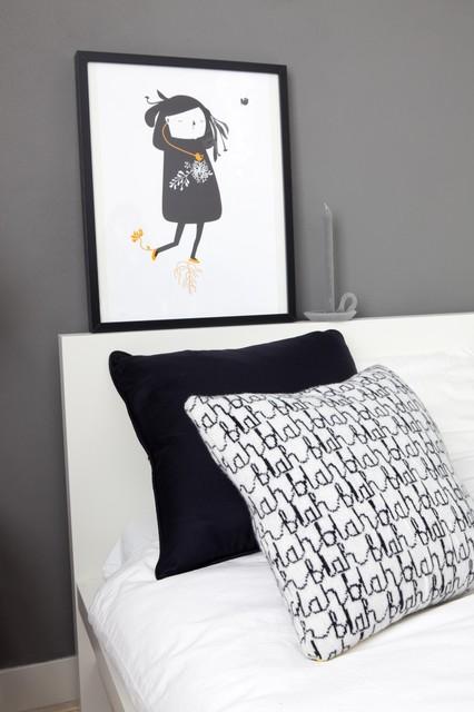 Eemnes home modern-bedroom