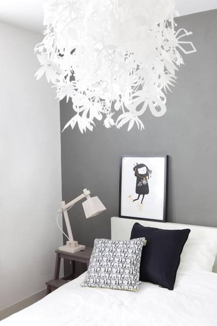Eemnes home contemporary-bedroom