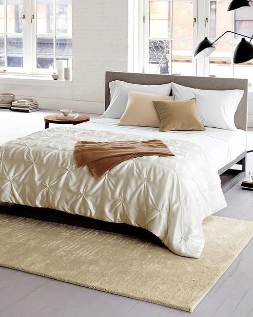 eileen fisher seasonless silk bedroom contemporary
