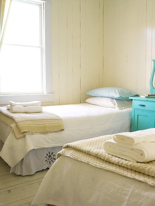 EJ Sooley House, Hearts Delight Newfoundland traditional bedroom