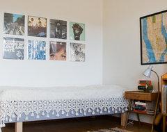 Hilda's House midcentury-bedroom
