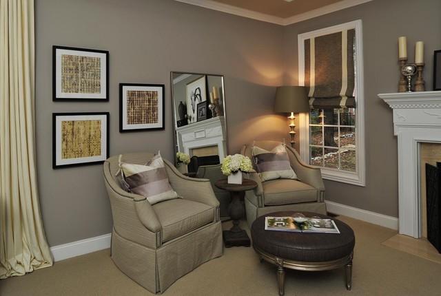 Elegant Escape contemporary-bedroom