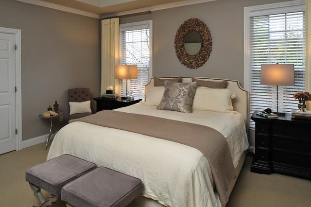 Elegant Escape Contemporary Bedroom Nashville By